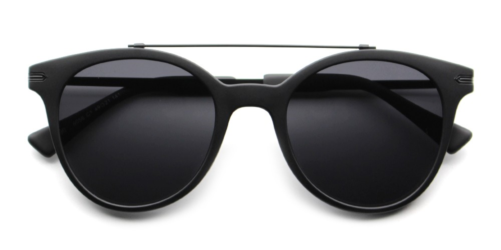 Alexandra Rx Sunglasses Black