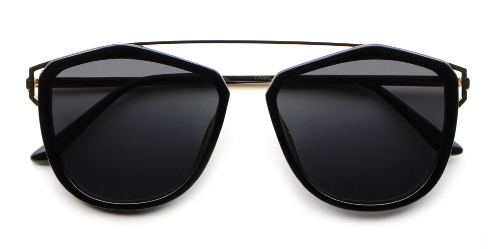 Violet Rx Sunglasses Black