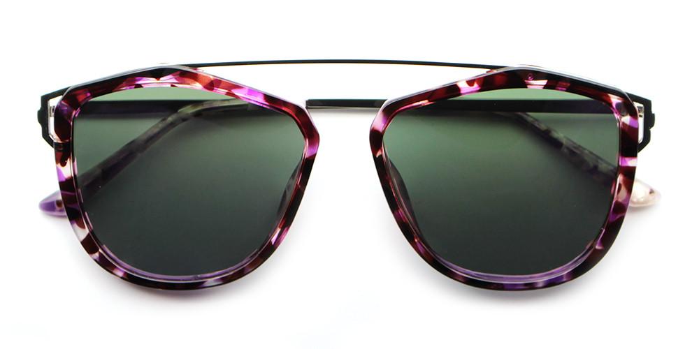 Violet Rx Sunglasses Purple