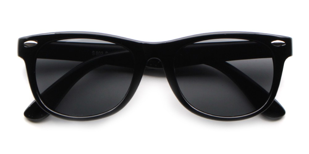 Colin Kids Rx Sunglasses Black