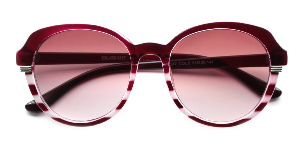 Ruby Rx Sunglasses Red