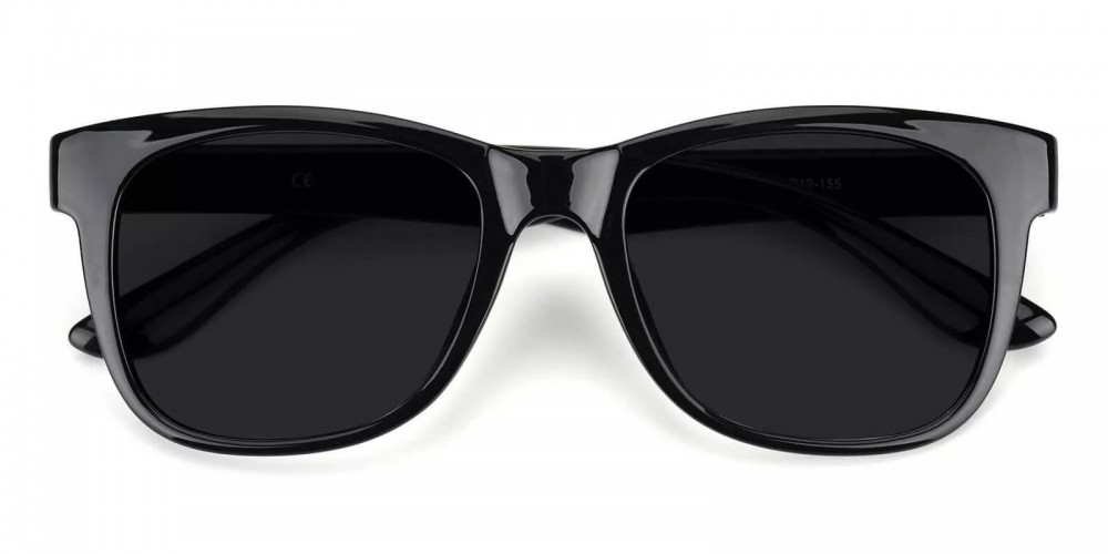 Fairfield Prescription Sunglasses Black