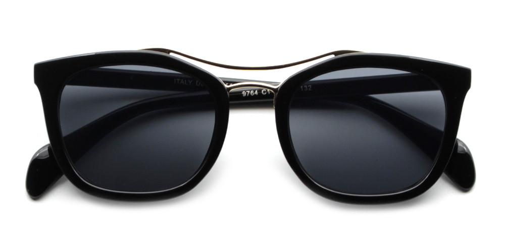 Kaylee Rx Sunglasses Black