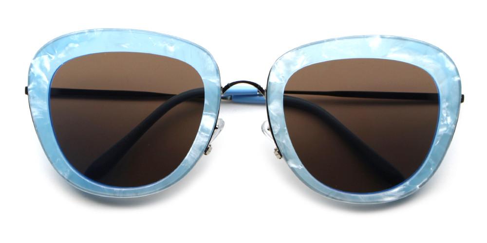 Emily Rx Sunglasses Blue