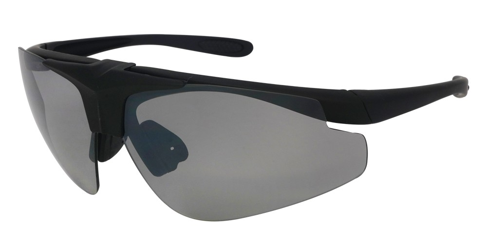 Fusion Maverick Rx Sports Glasses - 3 Interchangeable Lenses