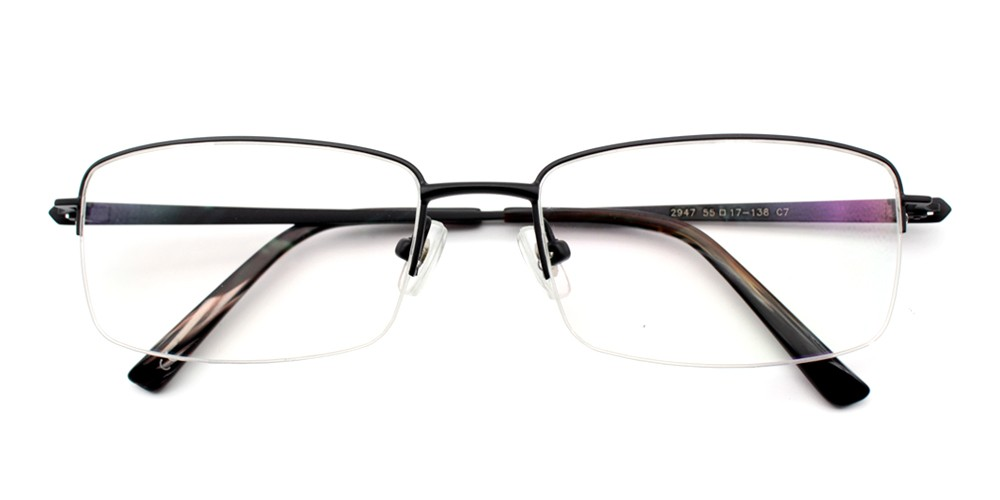 Angelo Eyeglasses Black