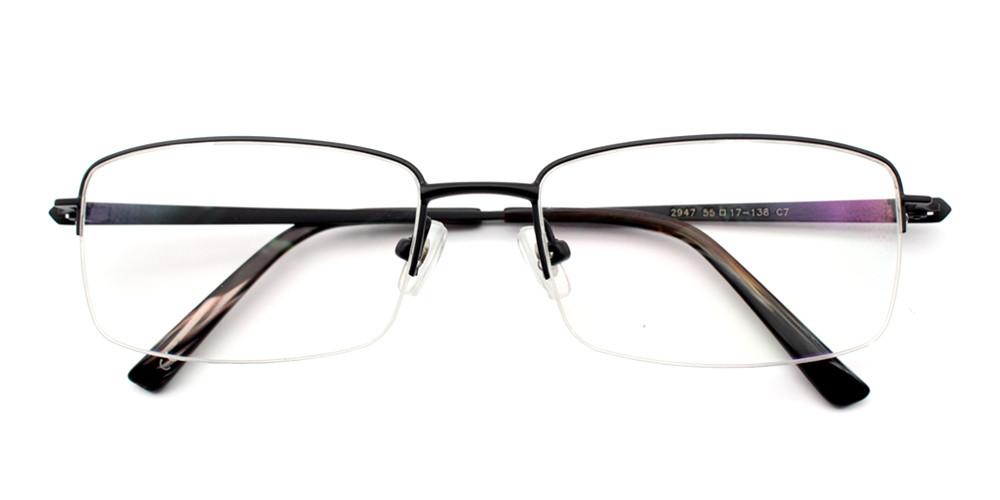 Angelo Eyeglasses Black