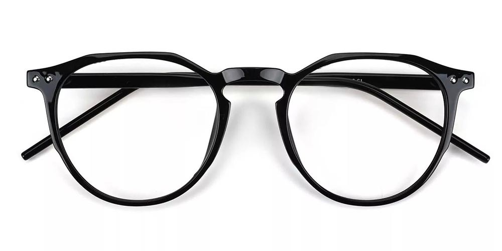 Columbia Prescription Glasses - Super Light TR90 - Black