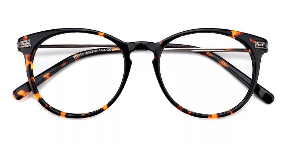 Paterson Cheap Prescription Glasses Tortoise
