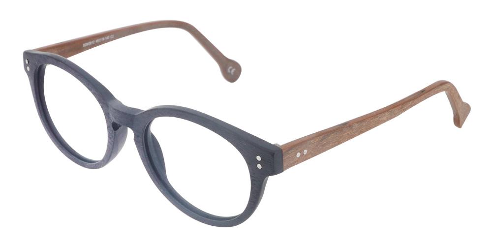 Anthony Wood Eyeglasses B