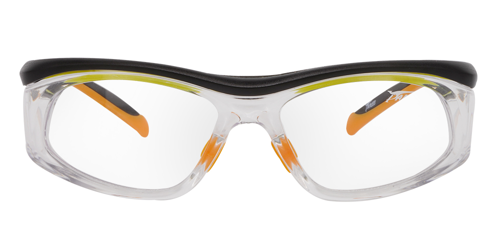 Fusion Rx Safety Goggles W1 - Plastic Glasses