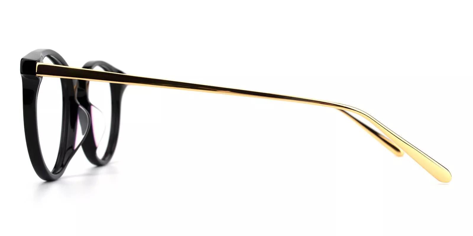 Woodbridge Acetate Eyeglasses Black