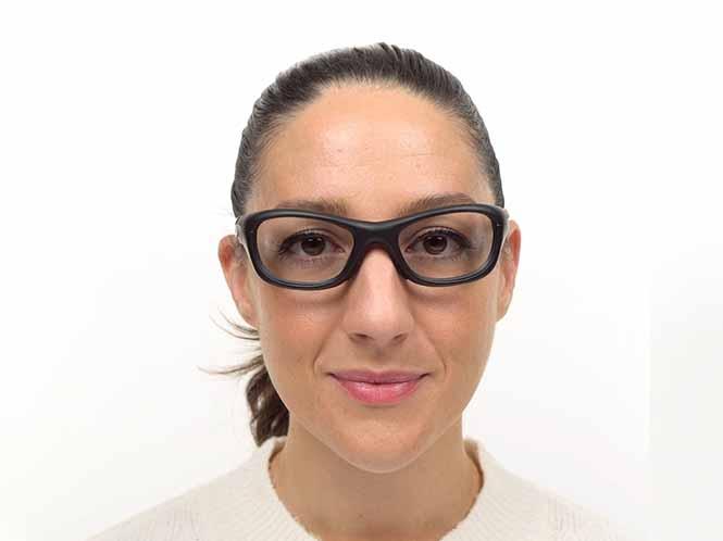 Matrix Boston Prescription Safety & Sports Glasses Black
