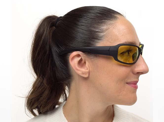 Tacoma Prescription Safety Glasses Black -- ANSI Z87.1 Rated