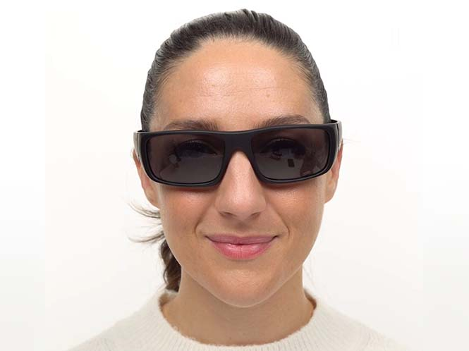 Amarillo Rx Sports Sunglasses - ANSI Z87.1 Certified