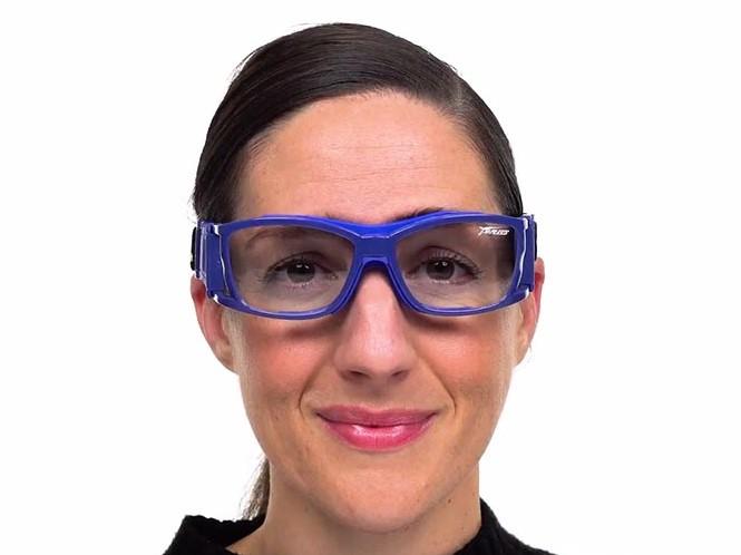 Bentley Prescription Sports Goggles -- Baseball, Football, Soccer and  Basketball Glasses