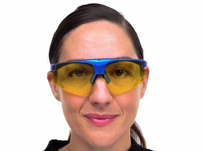 Malibu Prescription Sports  Sunglasses -- Three Interchangeable Lenses