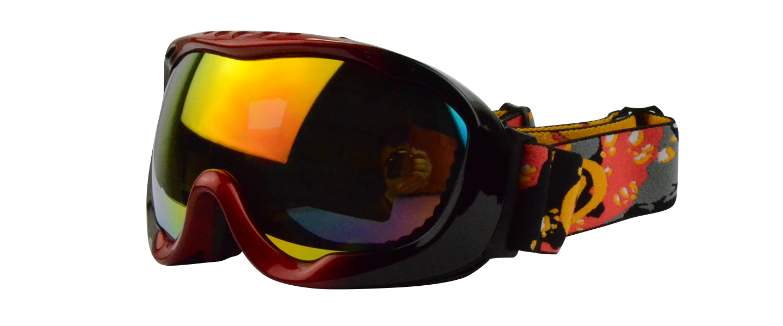 Jake Rx Ski Goggle Red - Sports Glasses