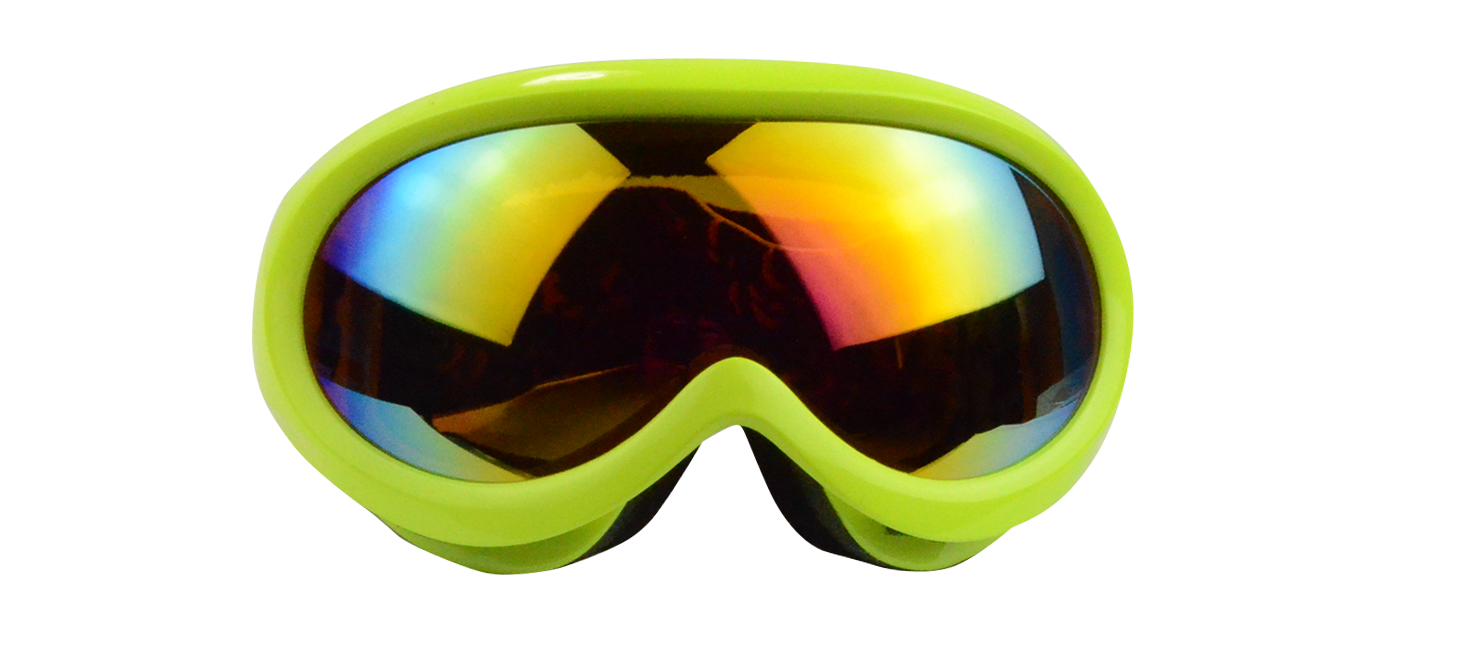 Mateo Rx Ski Goggle Green - Prescription Ski Goggles