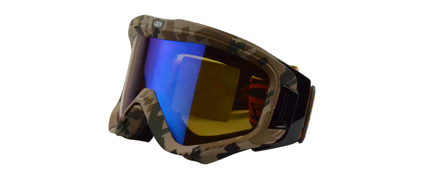 Asher Rx Ski Goggle - Prescription Sports Glasses