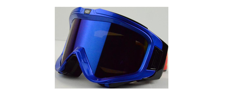 Asher Rx Ski Goggle Blue