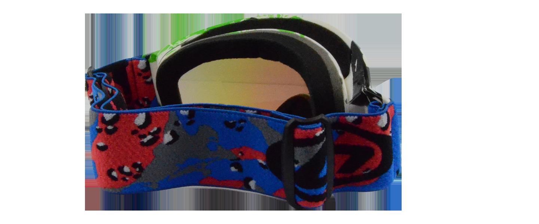 Cole Rx Ski Goggle Green - Ski and Snowboard Glasses