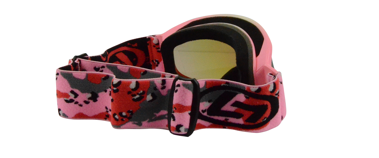 Cole Prescription Ski Goggle Pink - Ski and Snowboard Goggles