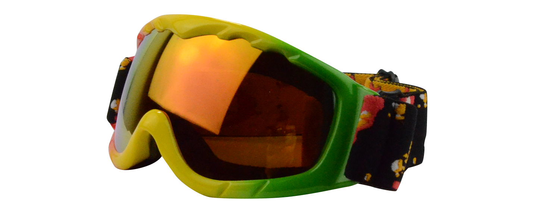 Cole Rx Ski Goggle Rainbow