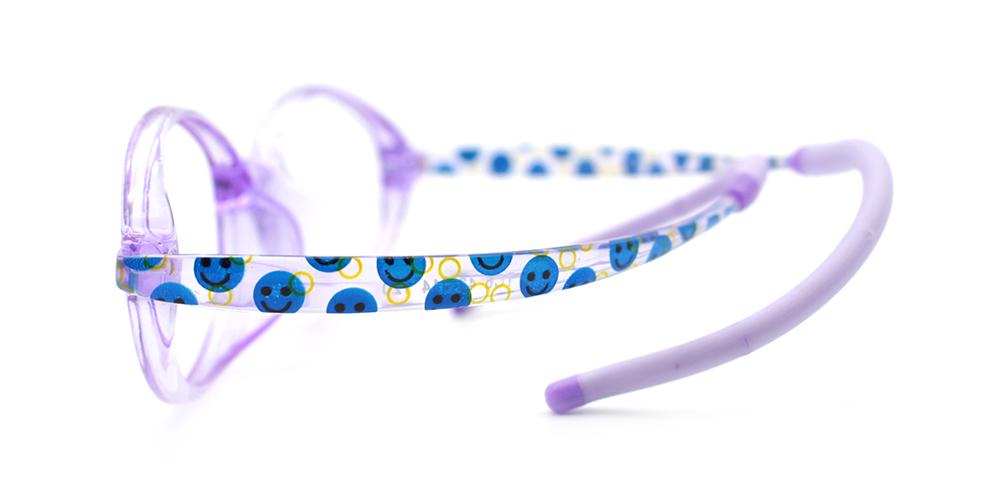 Alexis Kids Glasses Purple