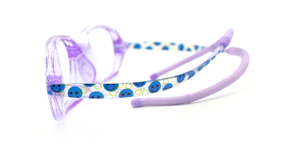 Kayla Kids Glasses Purple