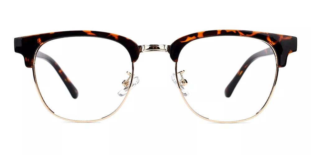 Ontario Clip On Prescription Sunglasses Tortoise