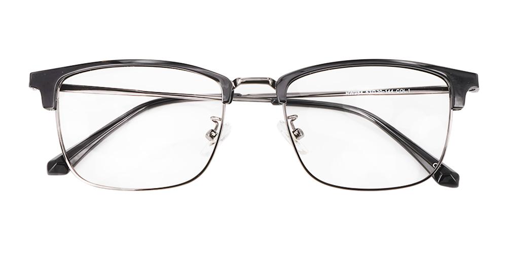 Valencia Clip-On Rx Sunglasses - Mens Prescription Sunglasses