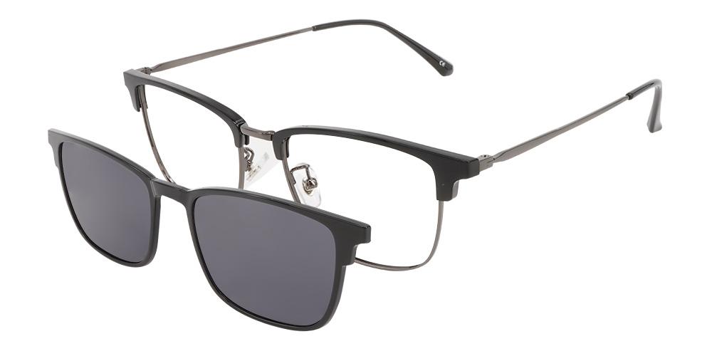 Valencia Clip-On Rx Sunglasses - Women's Sunglasses