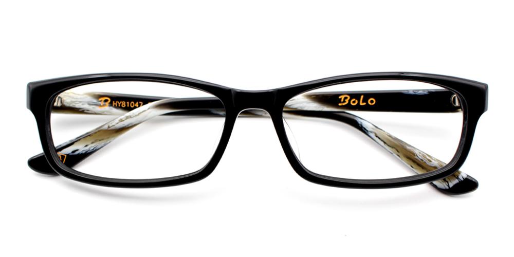 Anna Eyeglasses Black