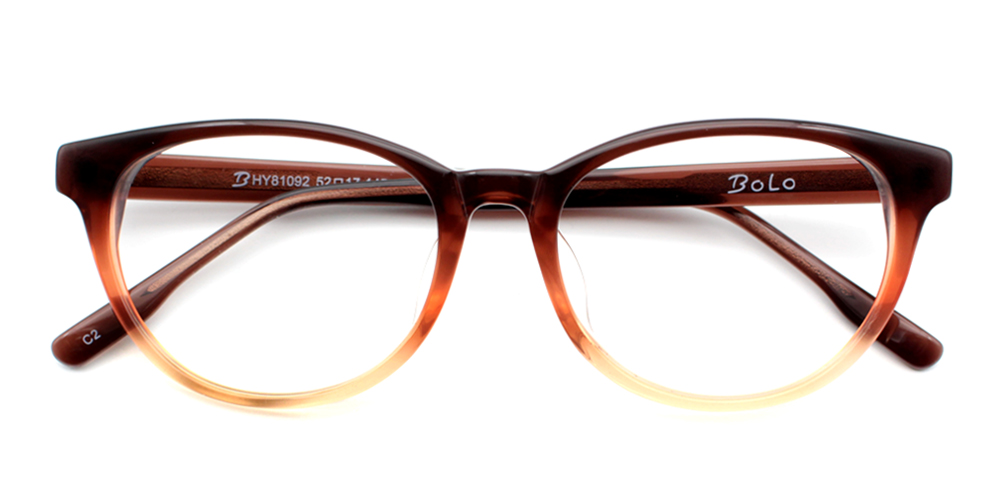 Brooklyn Eyeglasses Brown