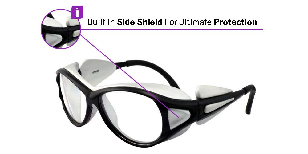 Fusion Rx Safety Glasses X1 - Men's prescription safety Glasses