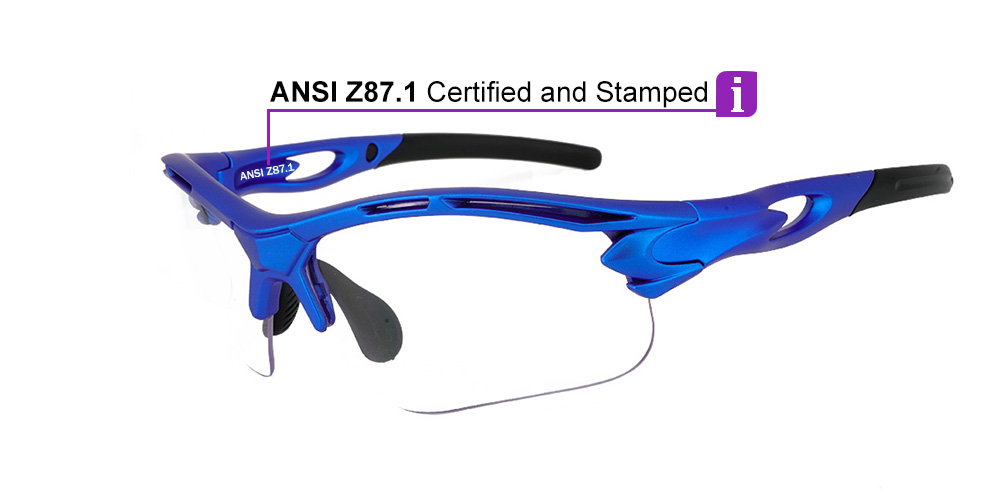 Matrix Venice Prescription Safety Glasses - ANSI Z87.1 Certified
