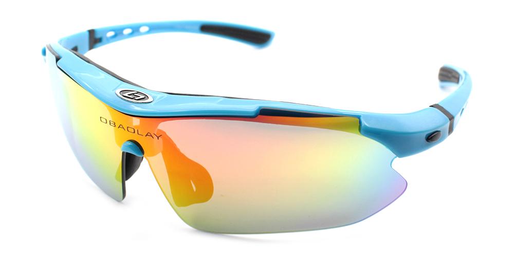 Daniel Sports Sunglasses Blue