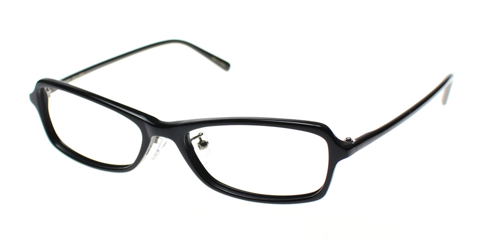 Lamont Eyeglasses Black