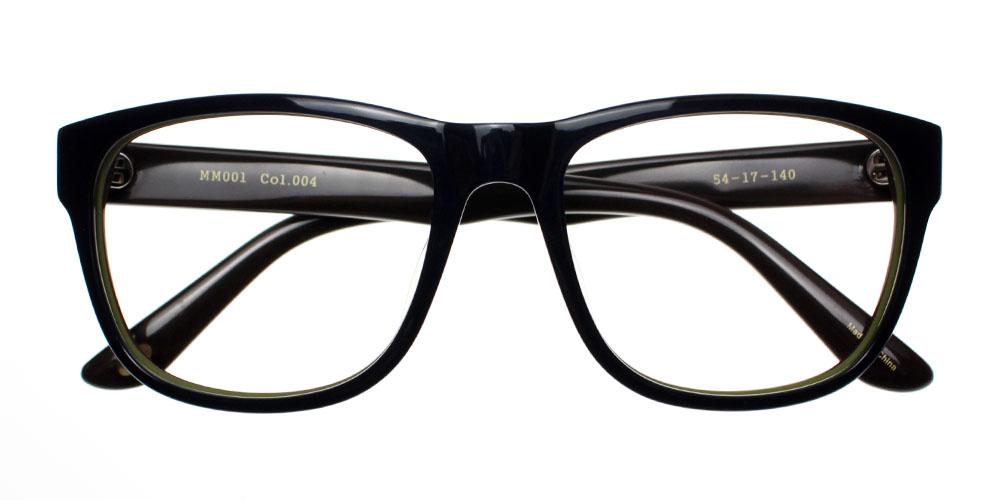 Lancaster Eyeglasses Blue