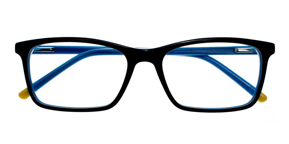 Tiburon Eyeglasses BlackBlue