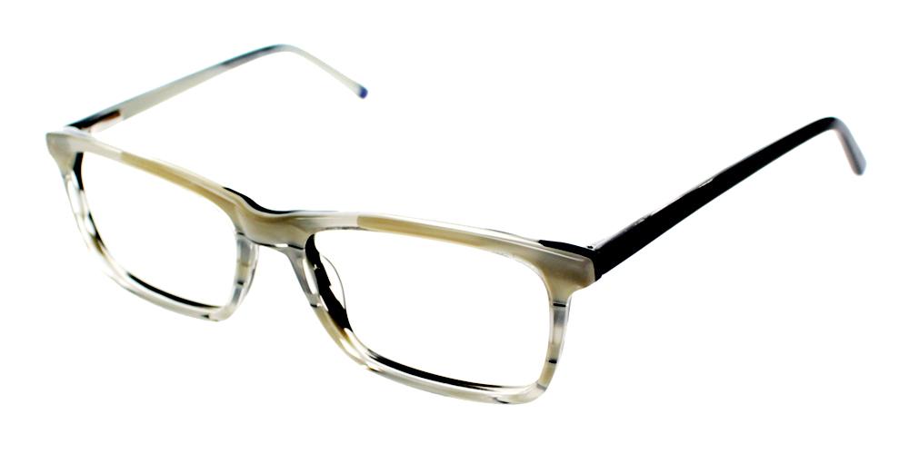 Tiburon Eyeglasses White
