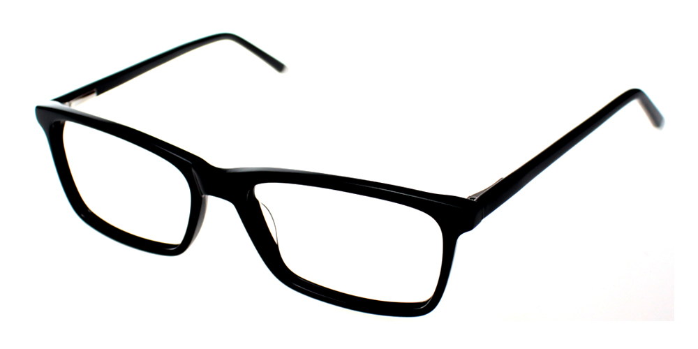 Tiburon Eyeglasses Black
