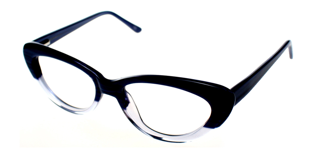Upland Eyeglasses Blue