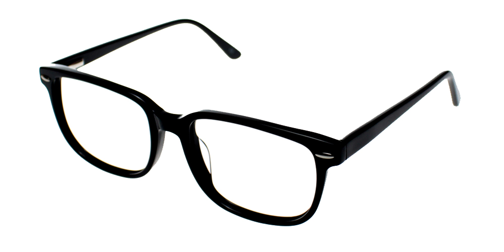 Berkeley Eyeglasses Black