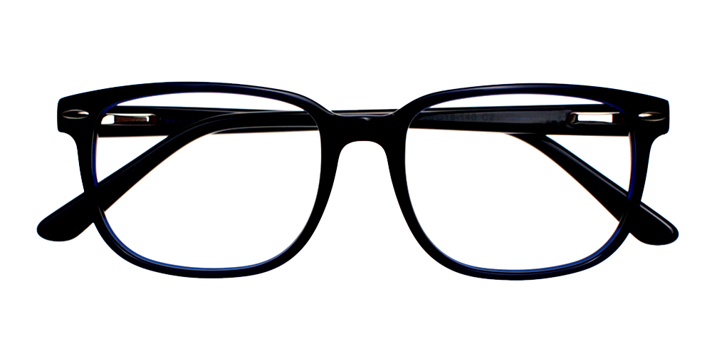 Berkeley Eyeglasses BlackBlue