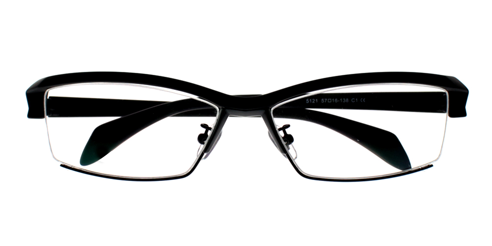 Wildomar Eyeglasses Black