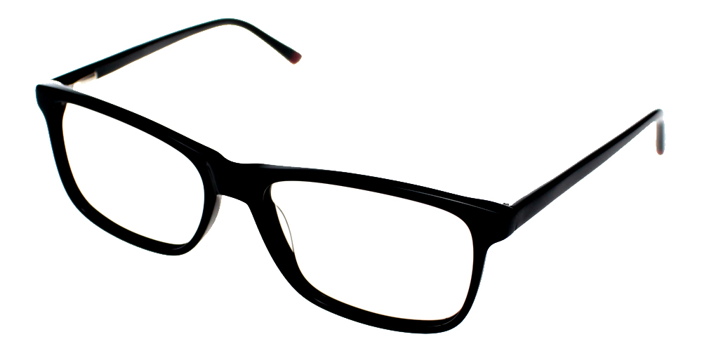 Alhambra Eyeglasses Black