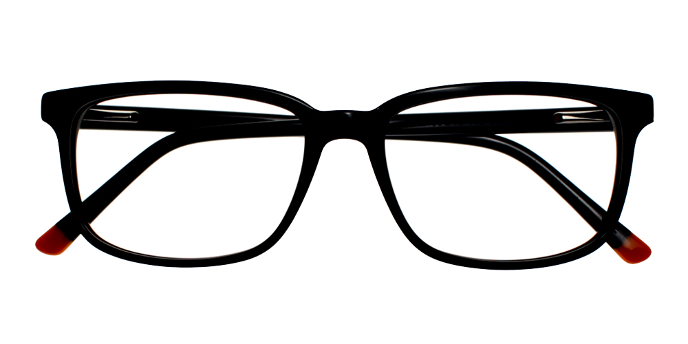 Yountville Eyeglasses Black