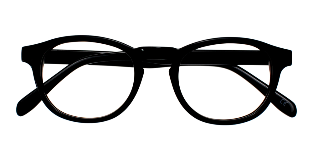 Loomis Eyeglasses Black